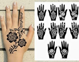 temporary tattoo templates